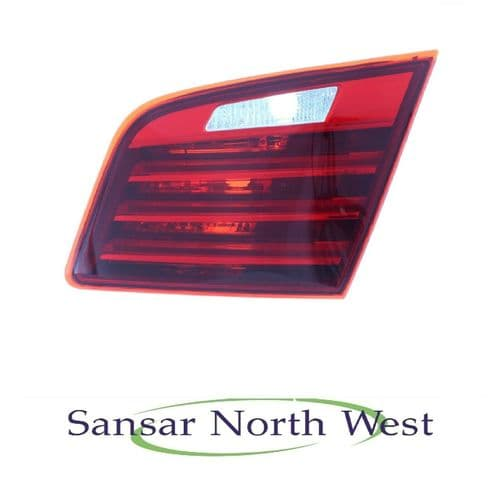 BMW 5 Series F10 Drivers Side Inner LED Rear Lamp Tail Light O/S RIGHT 13 to 17